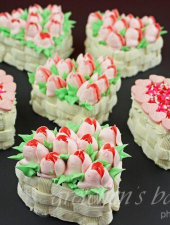 Vegan Red Velvet Cake for Valentines Day