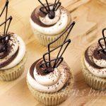Vegan Tiramisu Cupcakes