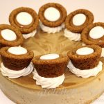 Biscoff Cookie Butter Cheesecake