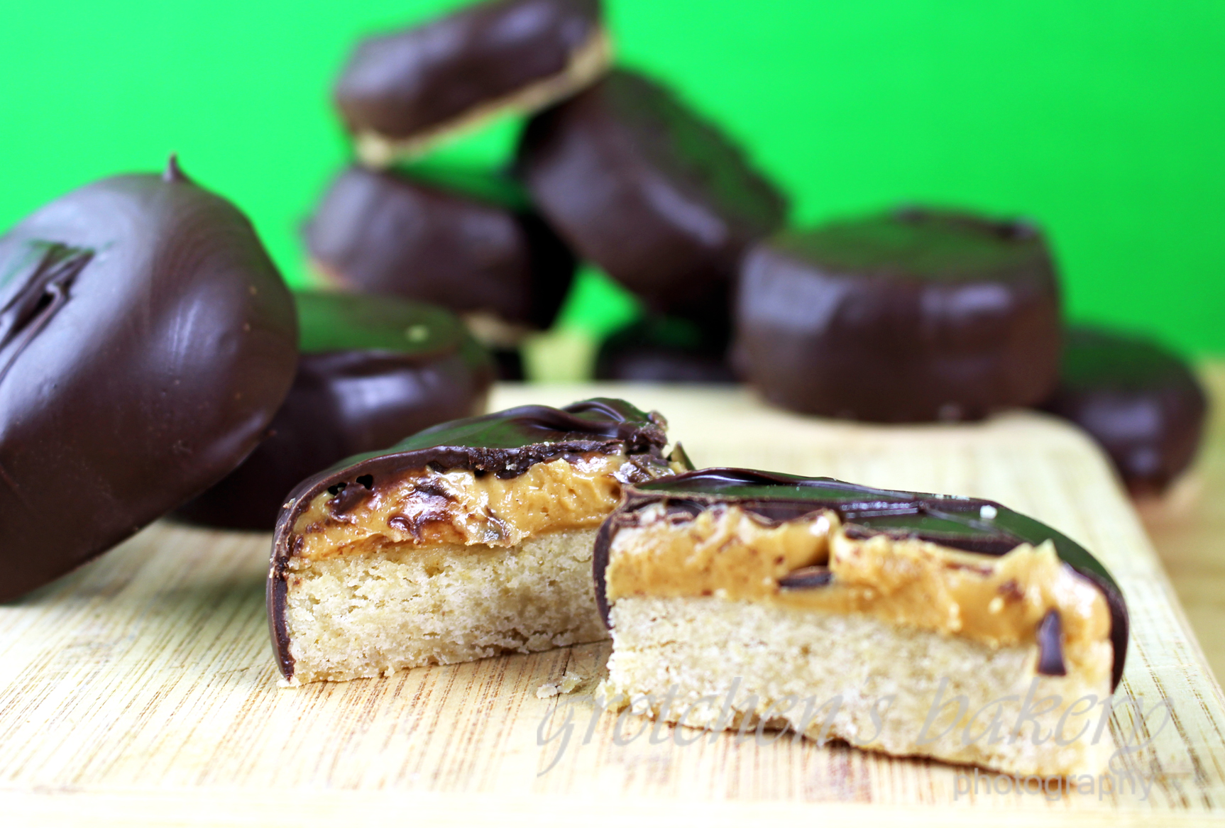 Copy Cat Recipe for Girl Scout Tagalongs