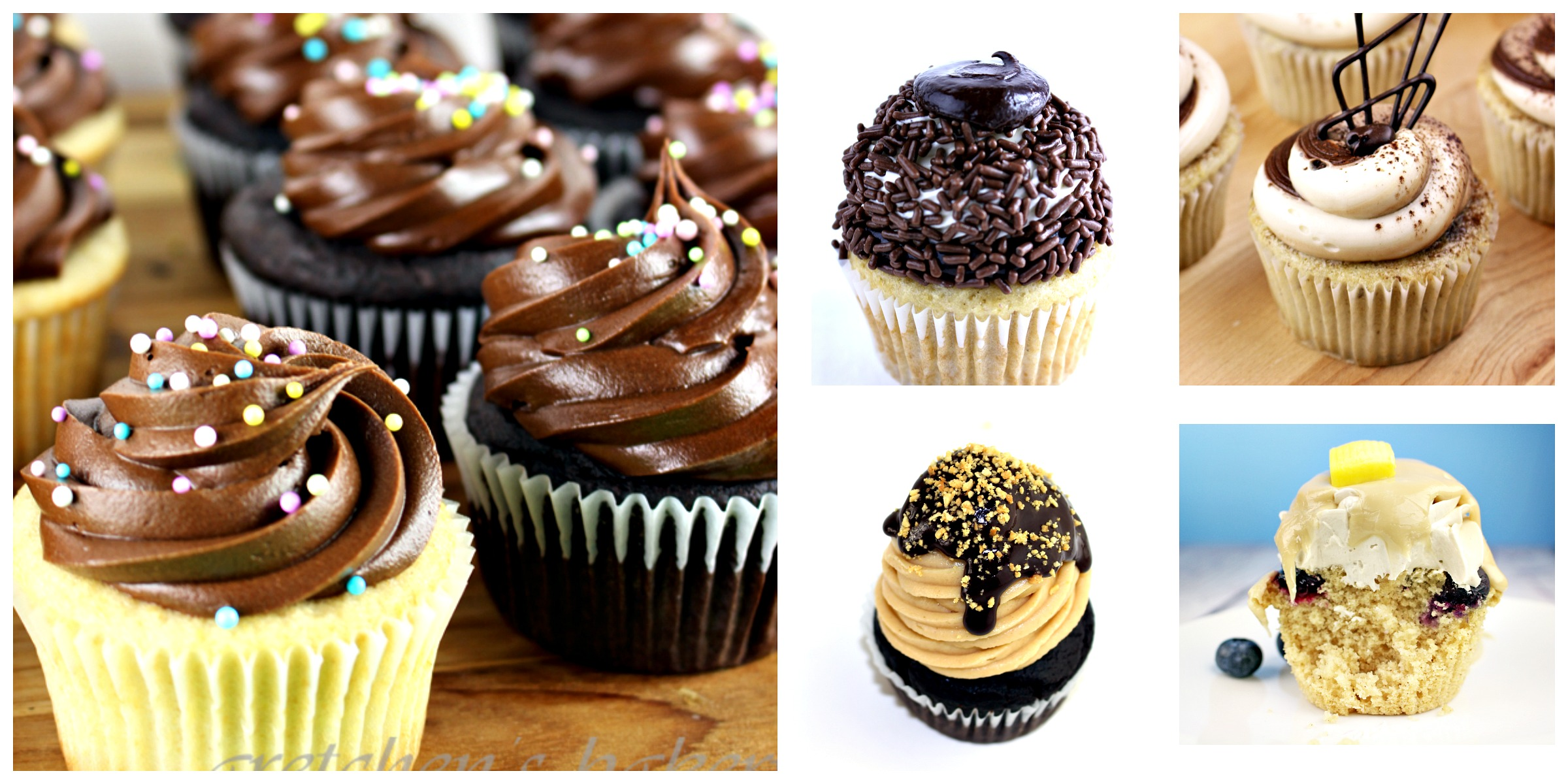 Five Cupcake Recipes You Won't Believe are Vegan!
