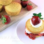 Strawberry Corn Cakes