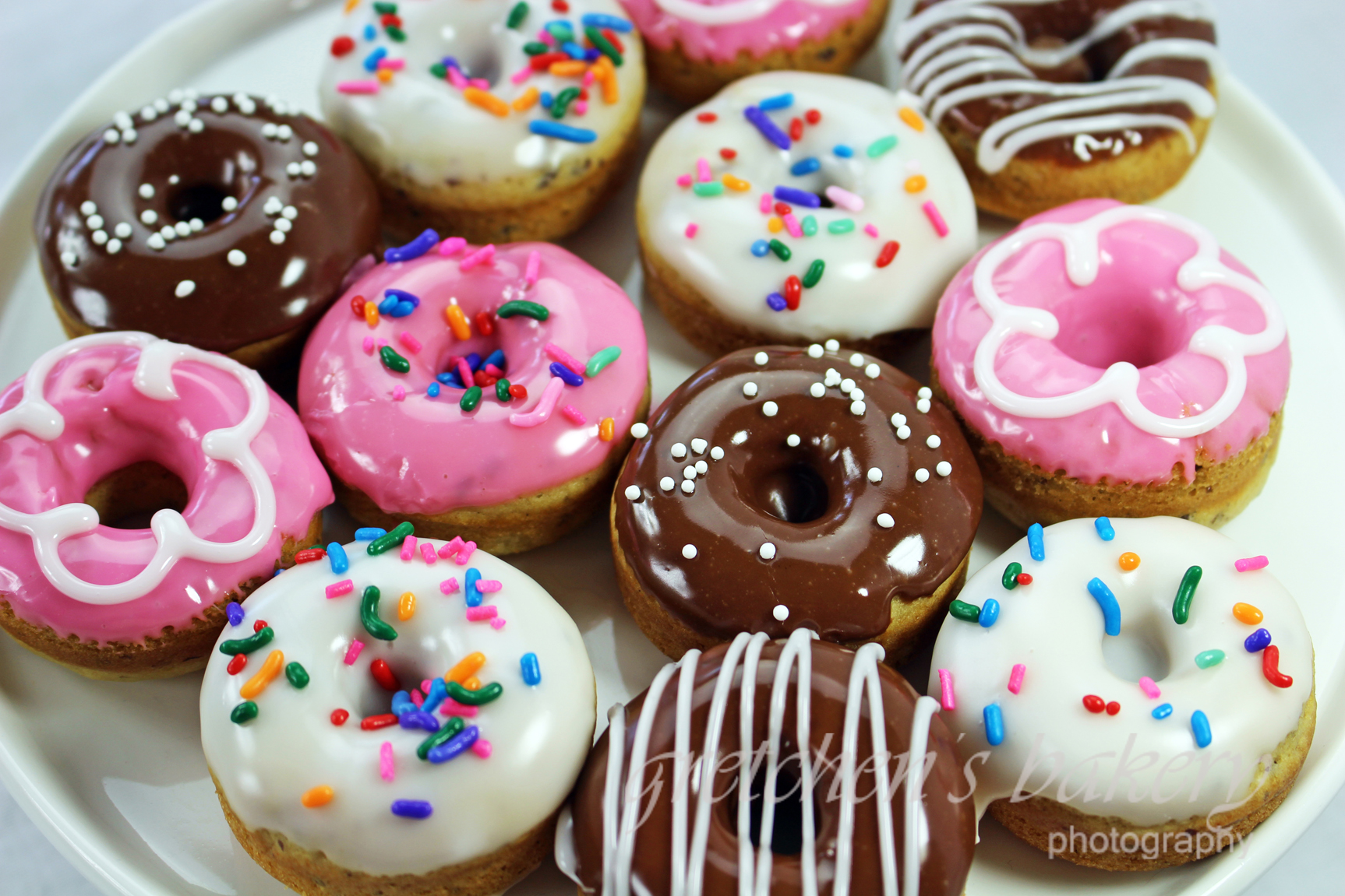 Three Donut Recipes You Will Not Believe Are Vegan