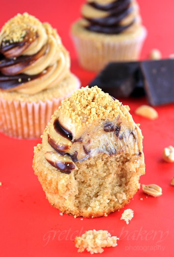Vegan Peanut Butter Cupcakes Recipe
