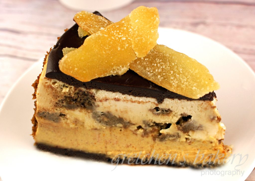 gingered-pumpkin-chocolate-cheesecake