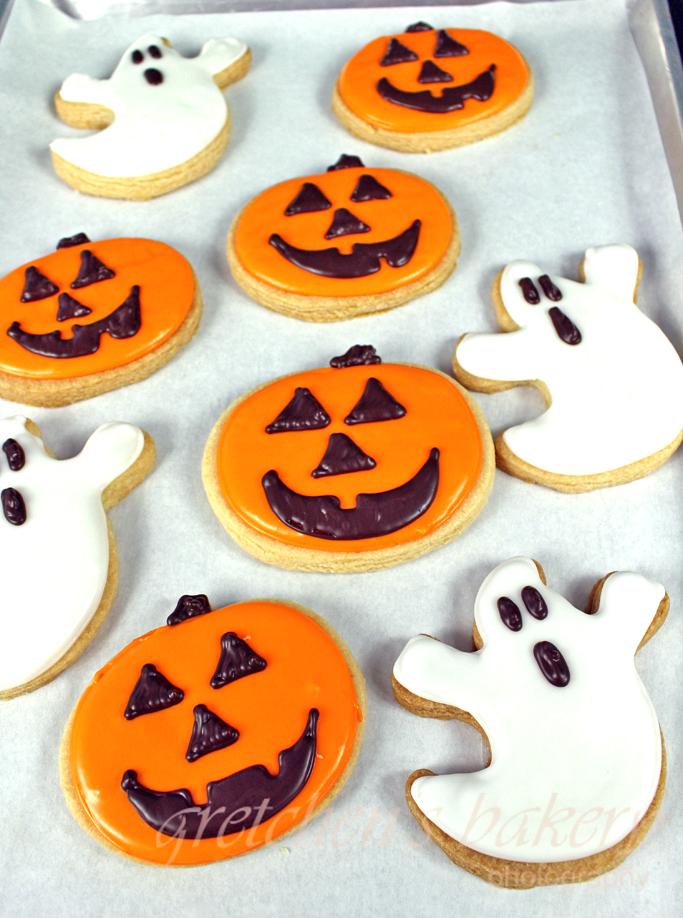 Vegan Halloween Sugar Cookies Gretchens Vegan Bakery