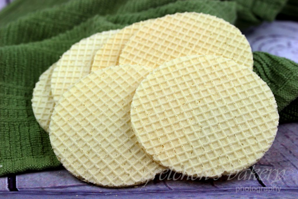 vegan wafers