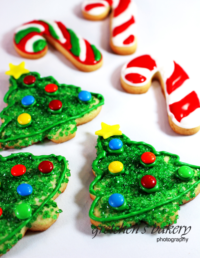 Christmas Cookies The Best Sugar Cookie Dough Recipe