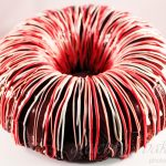 Chocolate Bundt Cake for Valentine's Day
