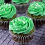 Hulk Smash Power Cupcakes