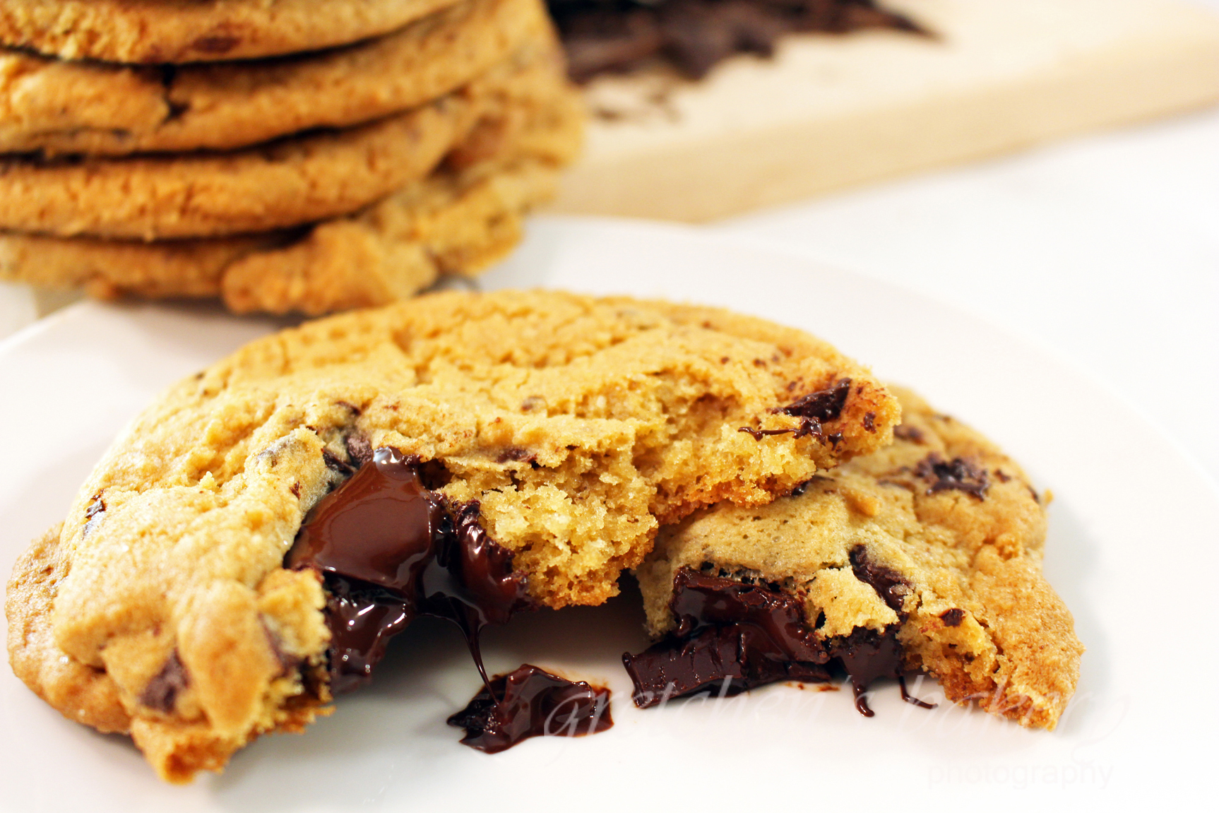 Vegan Chocolate Chip Cookies Recipe Gretchen S Vegan Bakery