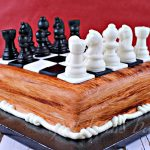 Playable Chess Cake
