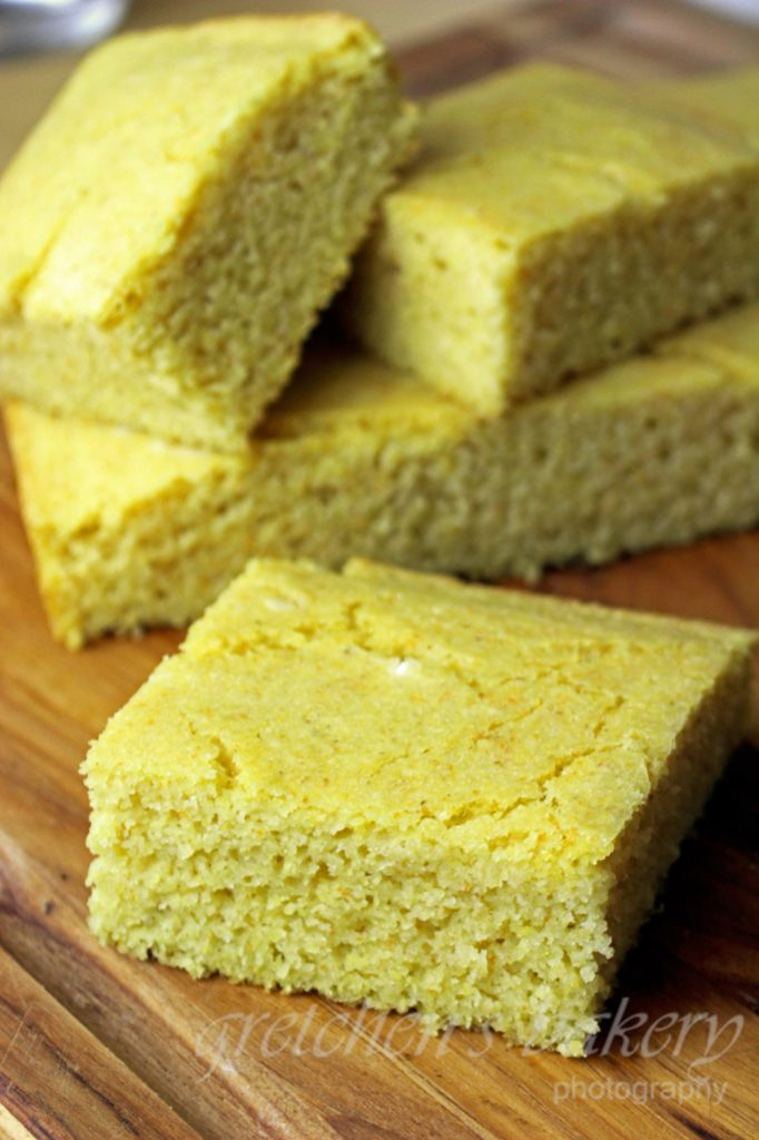 Vegan Cornbread Recipe