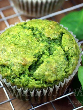 hulk smash muffins