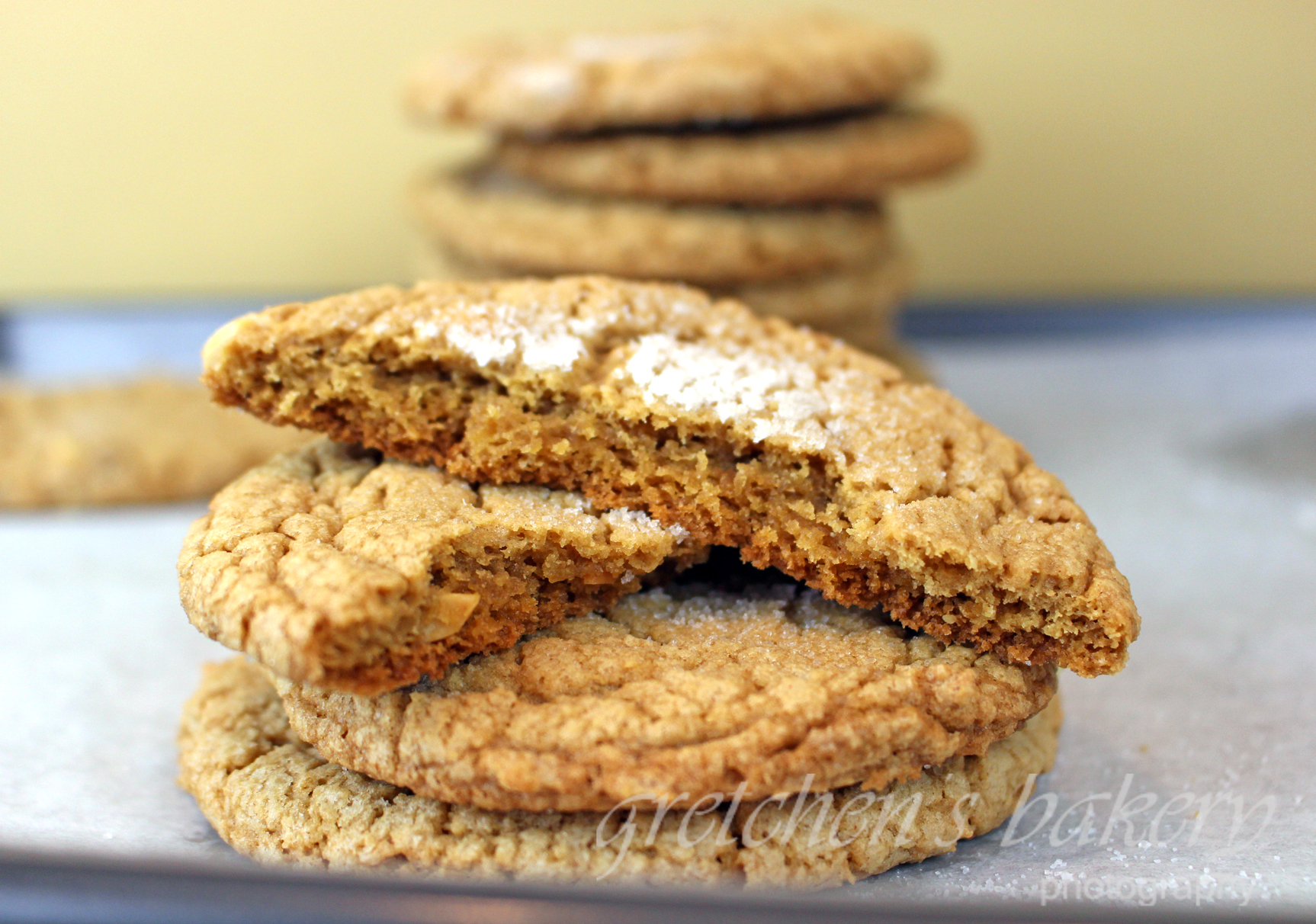 Vegan Peanut Butter Cookies Recipe