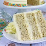 The Best Vegan Vanilla Cake Recipe