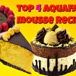Four Mousse Recipes Using Aquafaba