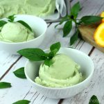 Thai Basil Ice Cream Vegan