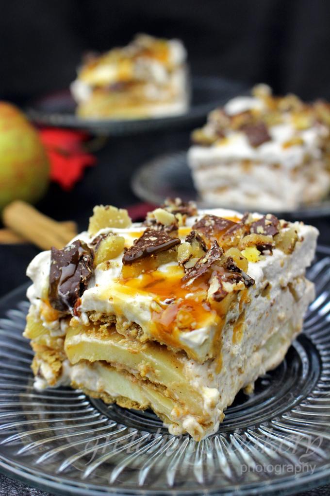 Vegan Apple Lasagna