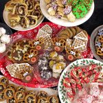 The 12 Days of Christmas Cookies