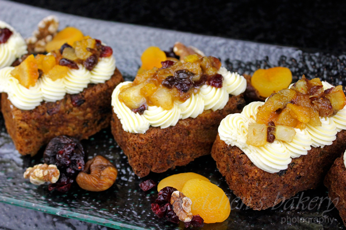 Vegan Fruitcake Recipe