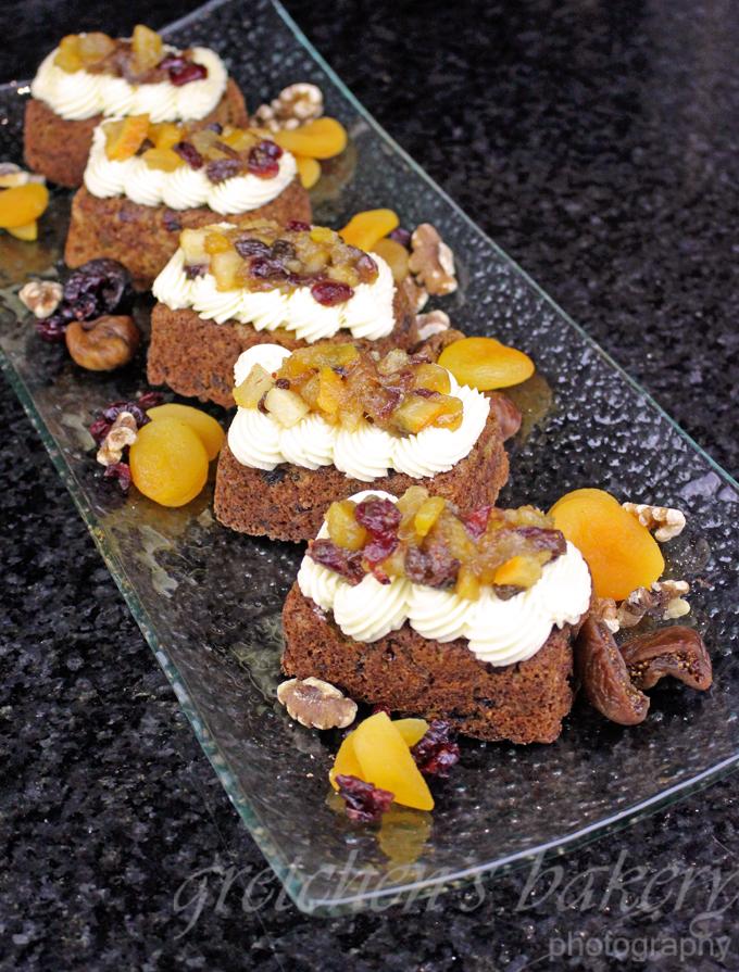 Vegan Fruitcake Recipe
