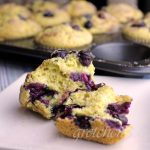 Lemon Blueberry Muffin Recipe