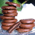 Vegan Thin Mint Girl Scout Cookies