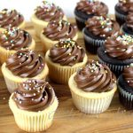 Vegan Fudge Cupcakes