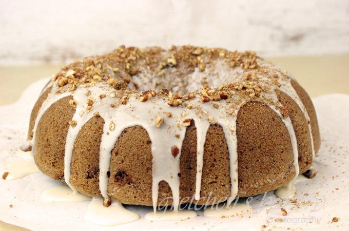 Vegan Cinnamon Swirl Coffee Cake