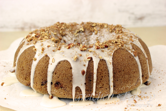Vegan Cinnamon Swirl Coffee Cake
