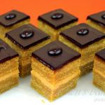 Vegan Pumpkin Petit Fours