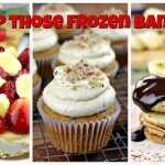 3 Banana recipes that are NOT BANANA BREAD!
