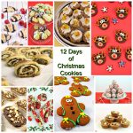 The 12 Days of Christmas Cookies VEGAN!