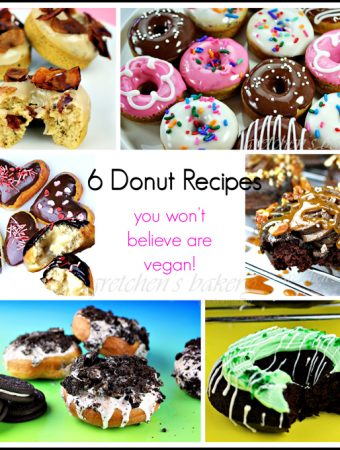 6 Donut Recipes You Won't Believe are VEGAN!