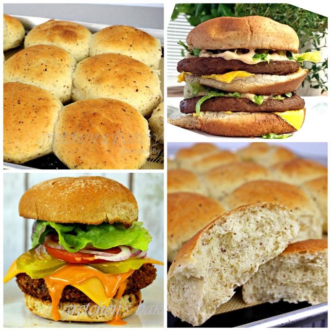 Soft Rolls Hamburger Buns Recipe