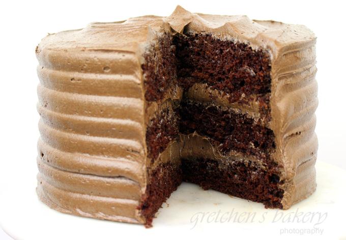 The Best Vegan Chocolate Fudge Cake Recipe!