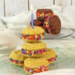 Birthday Cake Whoopie Pies!