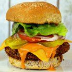 The Perfect Vegan Veggie Burger