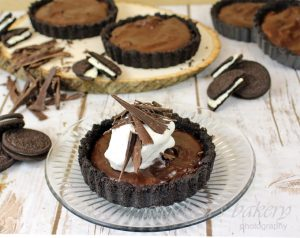 Double Chocolate Cream Pie Recipe