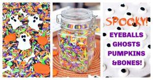 DIY Halloween Sprinkles ~ Vegan!