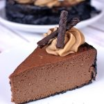 Double Chocolate Cheesecake Vegan