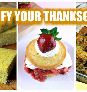 Simplify Thanksgiving! Cornbread 3 Ways!