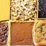 6 Desserts in 1 Tray!