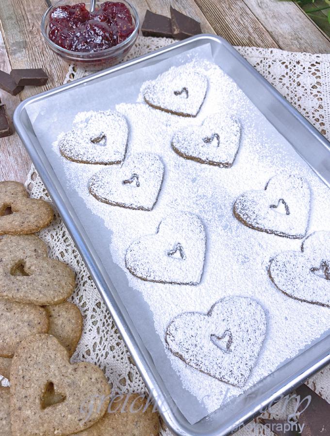 Classic Linzer Cookie Recipe