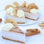 Vegan Snickerdoodle Cheesecake
