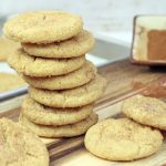 Vegan Snickerdoodle Cookies