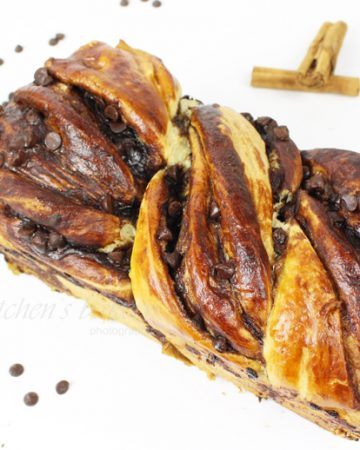 Vegan Chocolate Babka Recipe