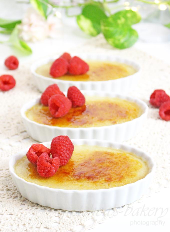 Vegan Creme Brulee Recipe