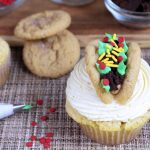 Taco Tuesday~ Dulce de Leche Stuffed Cupcakes